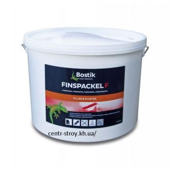 Bostik Finspackel F (Шпаклівка під фарбування 10 л)