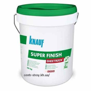 Knauf Sheetrock (Шпаклівка для внутрішніх робіт 28 кг)
