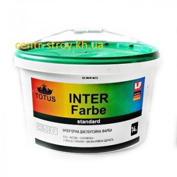 Totus Inter Farbe Фарба інтер'єрна дисперсійна (10 л)