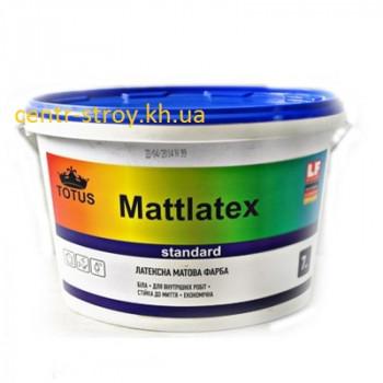 Totus Matt Latex Фарба інтер'єрна латексна (10 л)