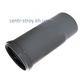 Компенсатор (патрубок) каналізаційний (100 мм)