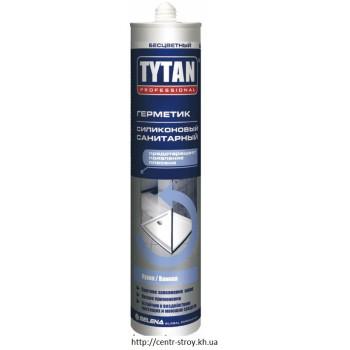 TYTAN Санітарний силікон прозорий (310мл)
