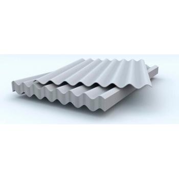 Шифер 8-хвильовий сірий