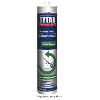 TYTAN Універсальний силікон прозорий (310мл)