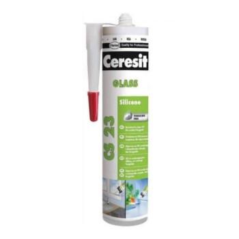 Ceresit CS 23 Силіконовий герметик для скла