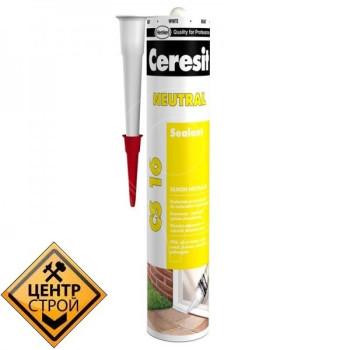 Ceresit CS 16 Герметик універсальний силіконовий нейтральний