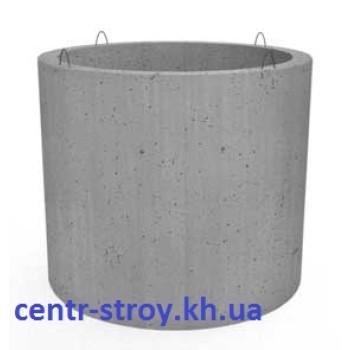 Бетонне кільце (діаметр 80 см)